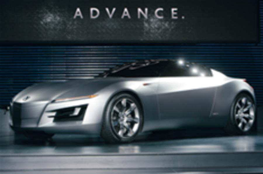 Honda's rear-wheel drive future