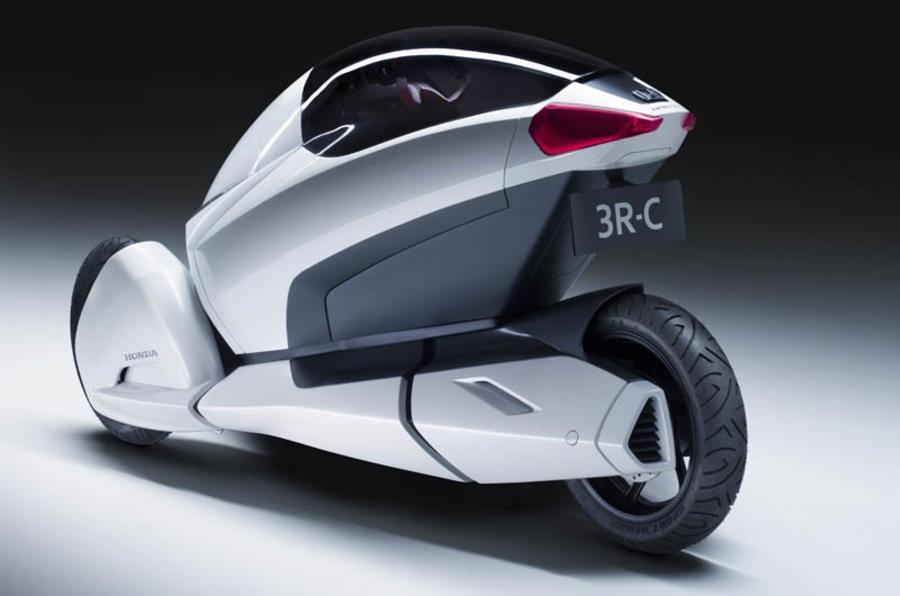 Three Wheel Honda 3 RC Unveiled ...