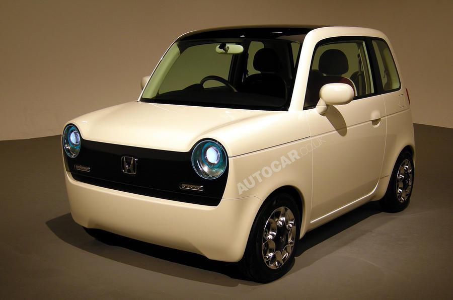Honda S Eco Small Car Model Blitz Autocar