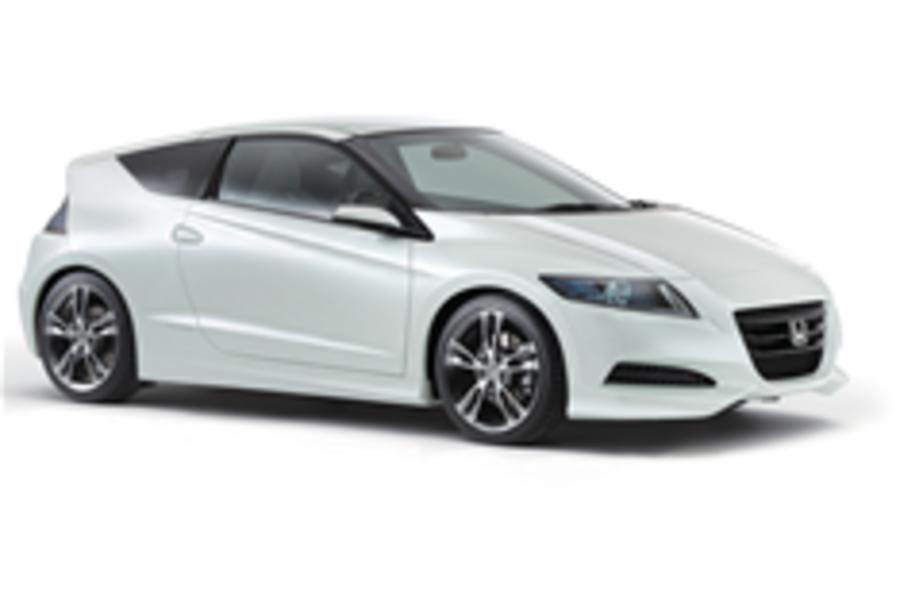 Honda CR-Z to be hybrid only