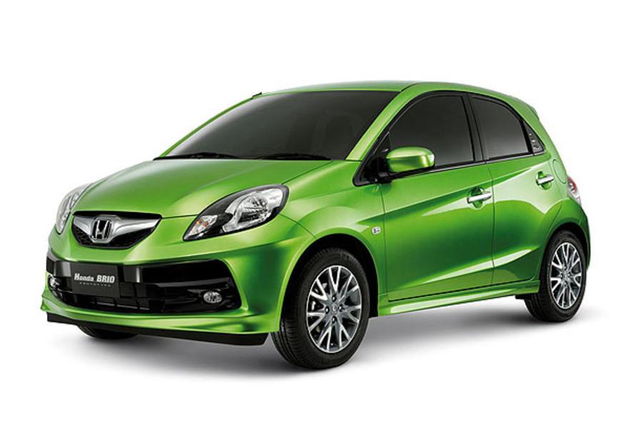 Honda launches new city car