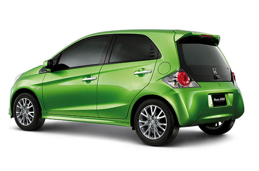 Honda launches new city car