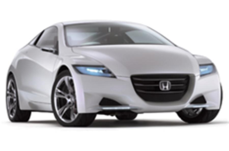 Honda to build hybrid sports car