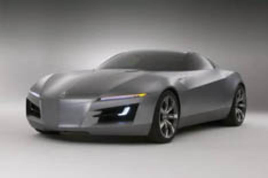 Honda rethinks NSX replacement