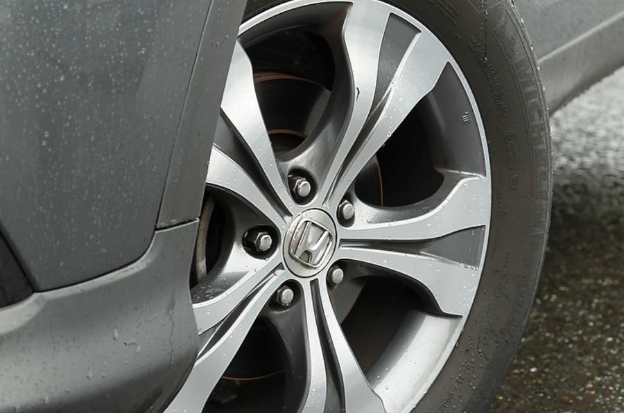Honda CR-V 18in alloy wheels