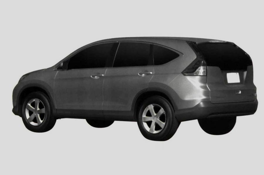 Honda CR-V pics leak out