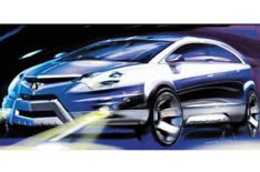 Honda reveals X5 rival