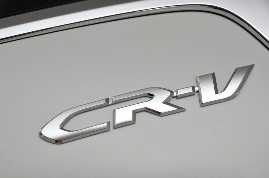 Honda CR-V badging