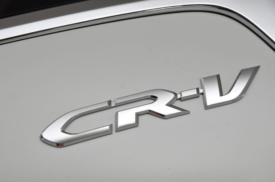 Honda CR-V badging