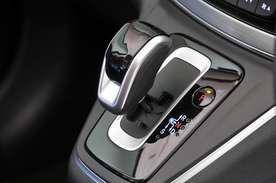 Honda CR-V CVT gearbox
