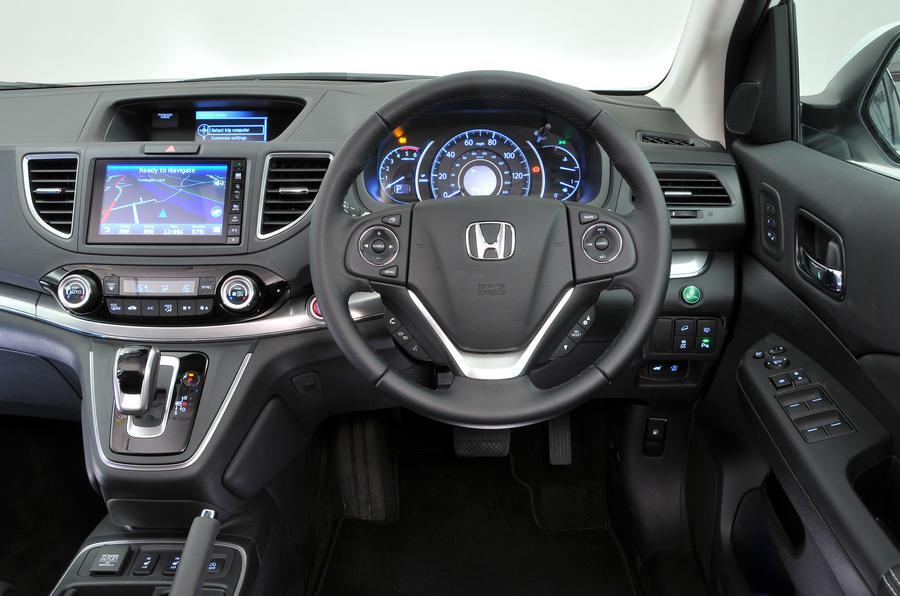 ... Interior; Honda CR V Dashboard ...