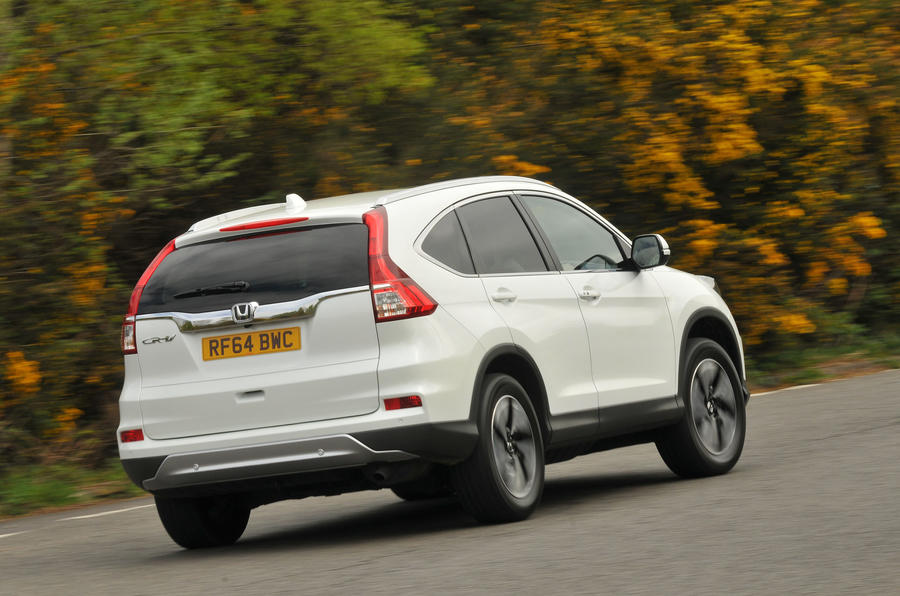 Honda CR-V rear