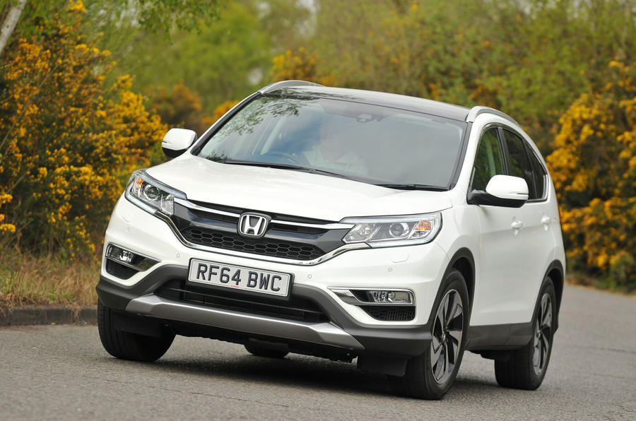 honda cr v review 2017 autocar. Black Bedroom Furniture Sets. Home Design Ideas
