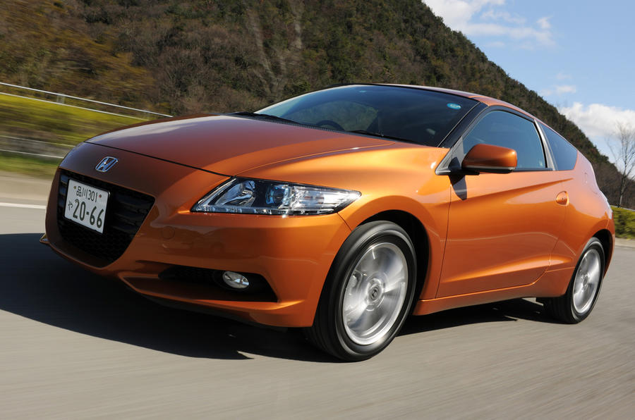 Strong demand for Honda CR-Z