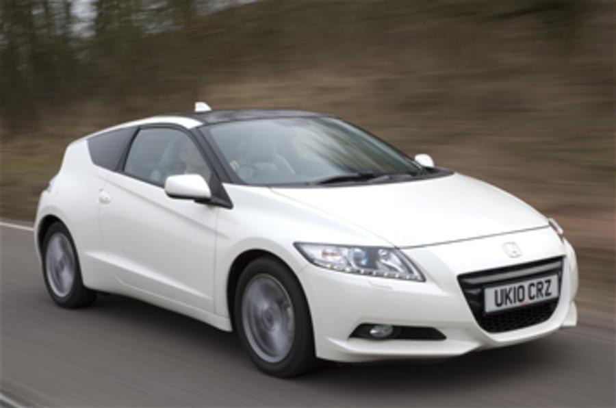 Honda's Mugen tuner in the UK