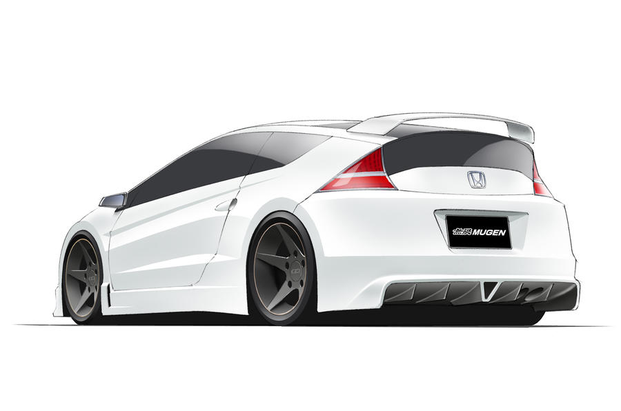 mugen tuned cr z planned autocar. Black Bedroom Furniture Sets. Home Design Ideas