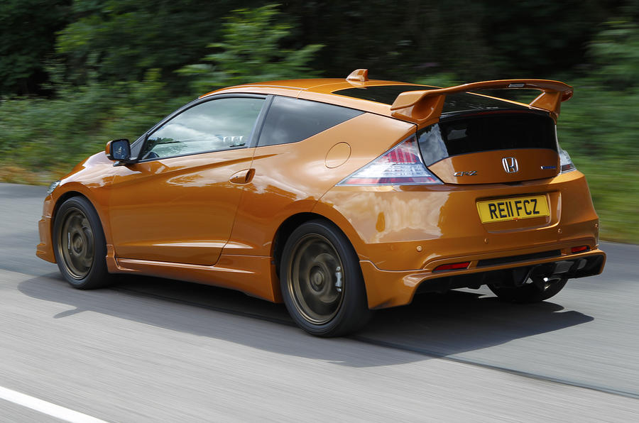 Honda CR-Z Mugen to cost £23k