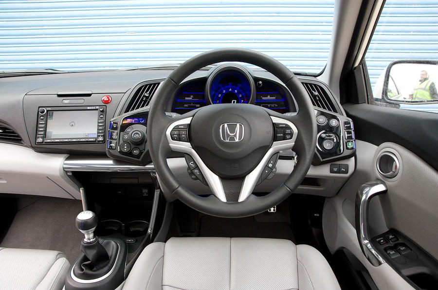 Honda CR-Z dashboard