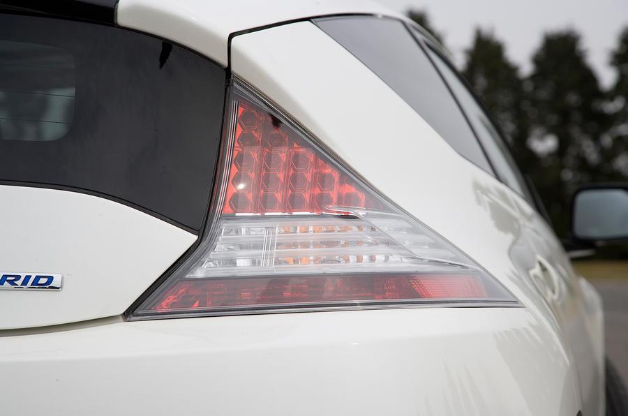 Honda CR-Z tailight