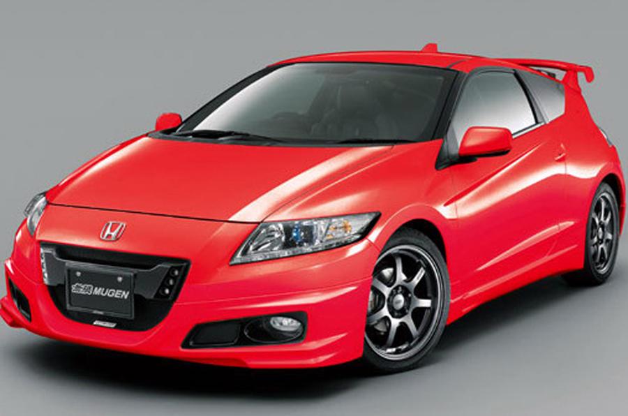 Mugen Honda CR-Z launched
