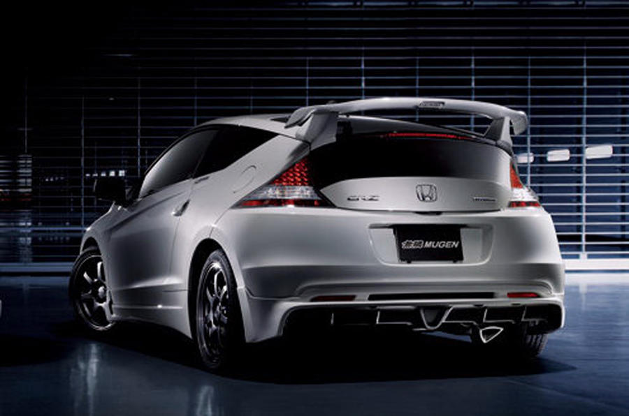 Mugen Honda CR-Z launched