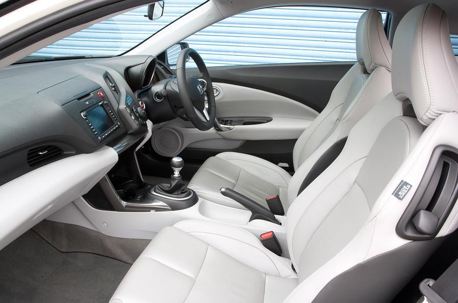 Honda CR-Z interior