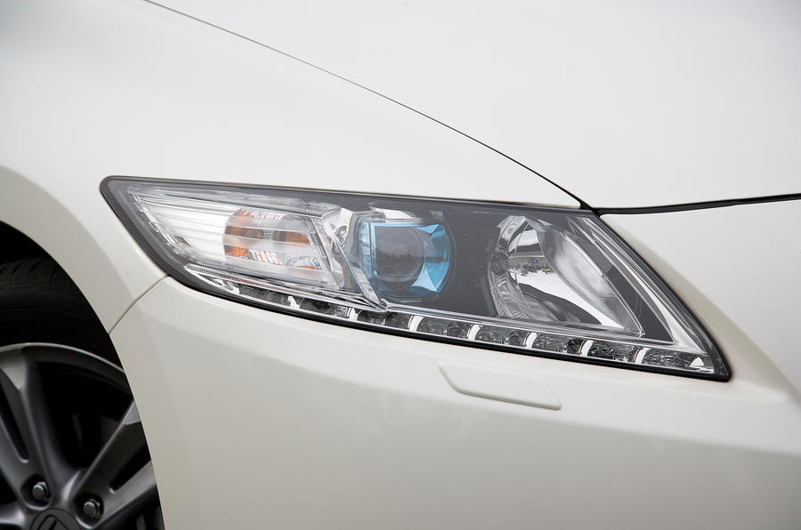 Honda CR-Z headlight