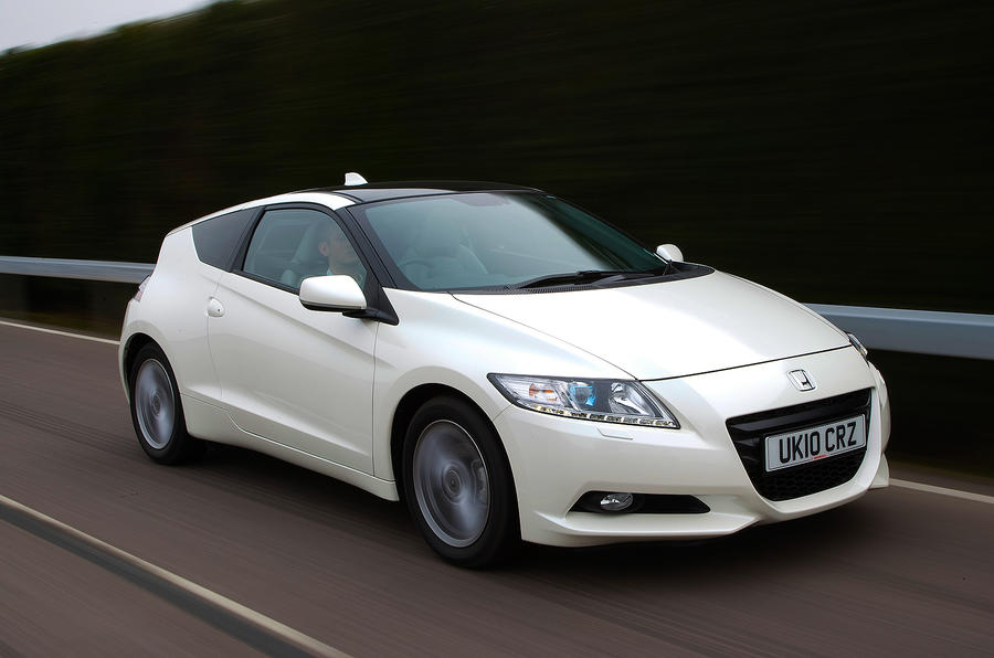 Honda Insight and CR-Z axed in UK