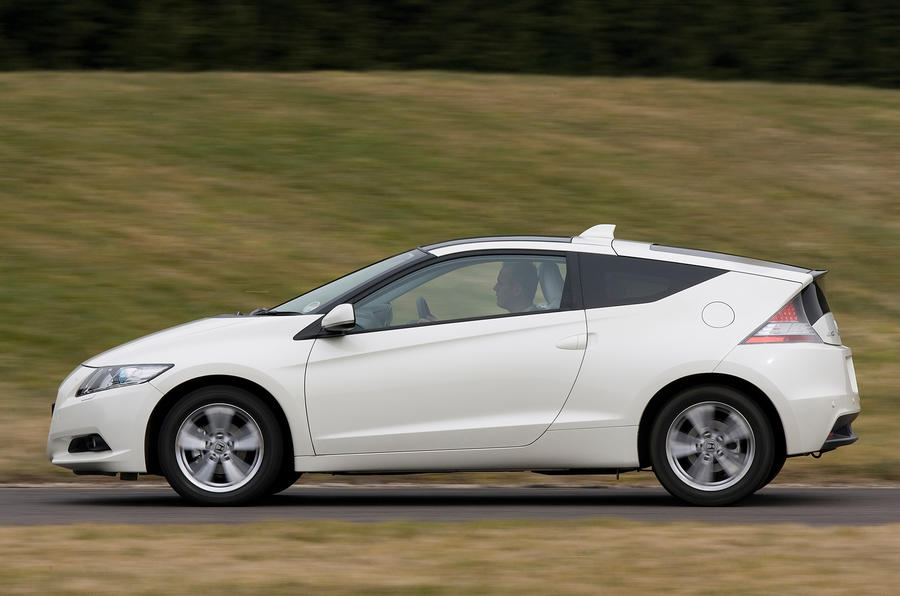Honda CR-Z side profile