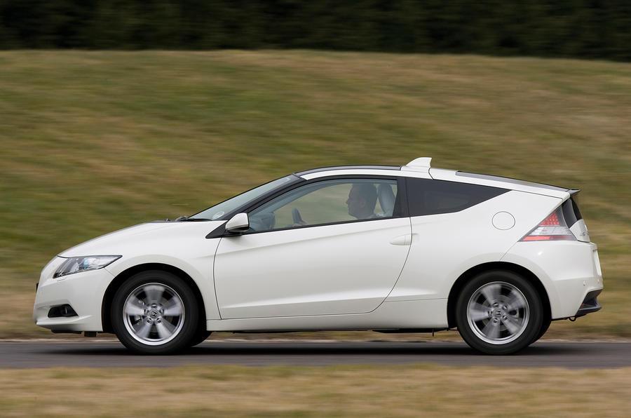 Honda CR-Z side profile