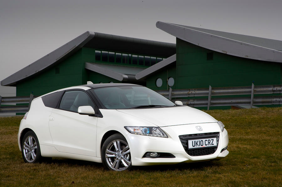 3.5 star hybrid Honda CR-Z