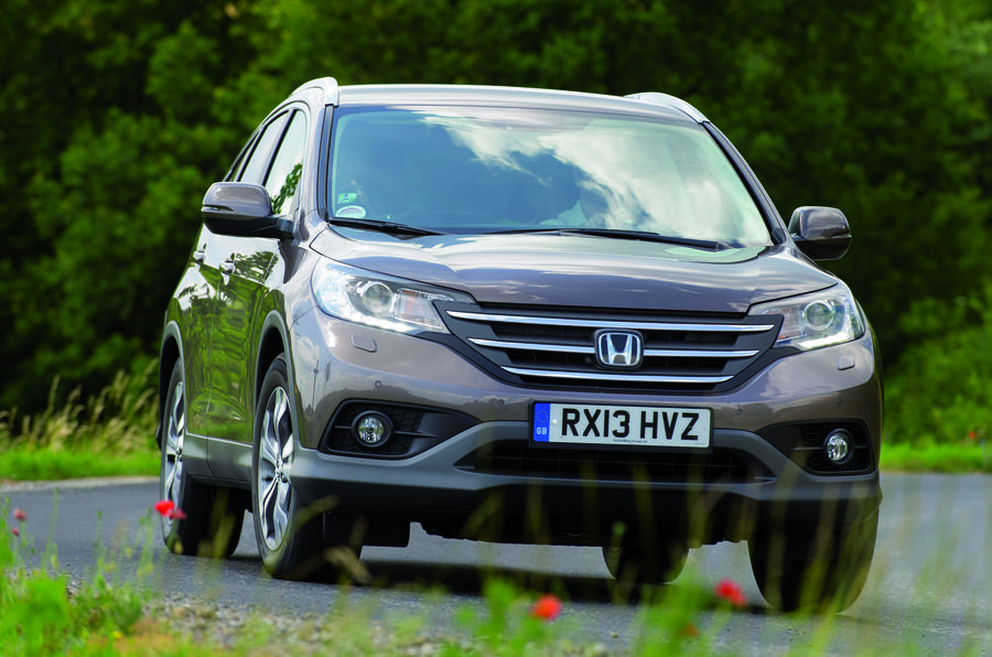 Quick News: Honda CR-V pricing, Ford's new Kuga model, Skoda discounts on Fabia