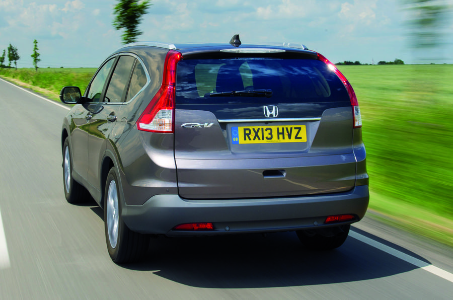 Honda CR-V 1.6 i-DTEC first drive review