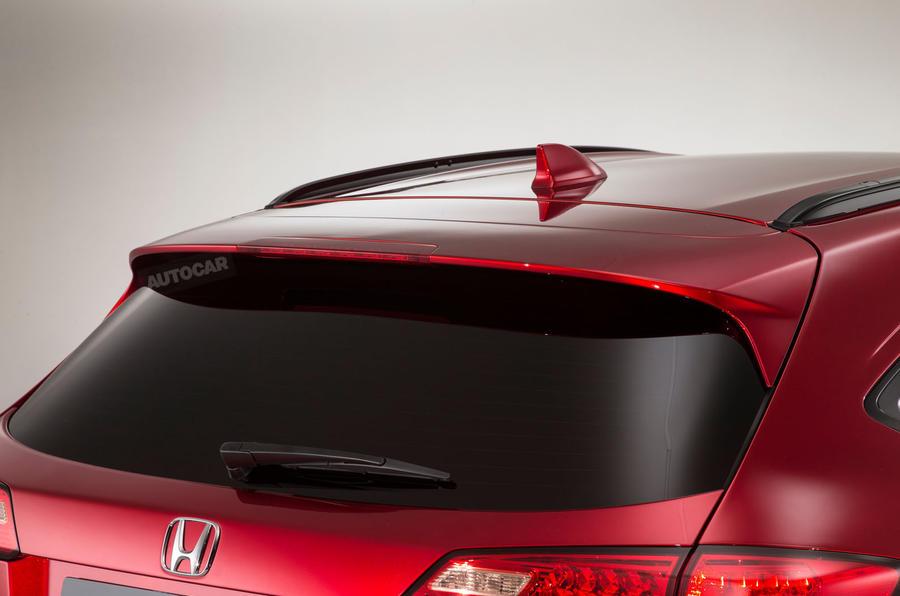 Honda HR-V crossover reborn