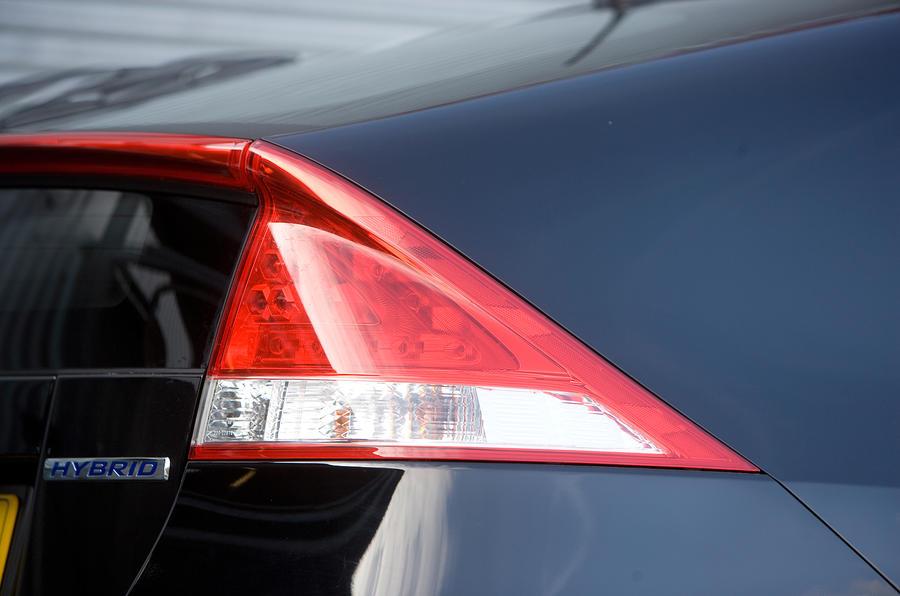 Honda Insight rear light
