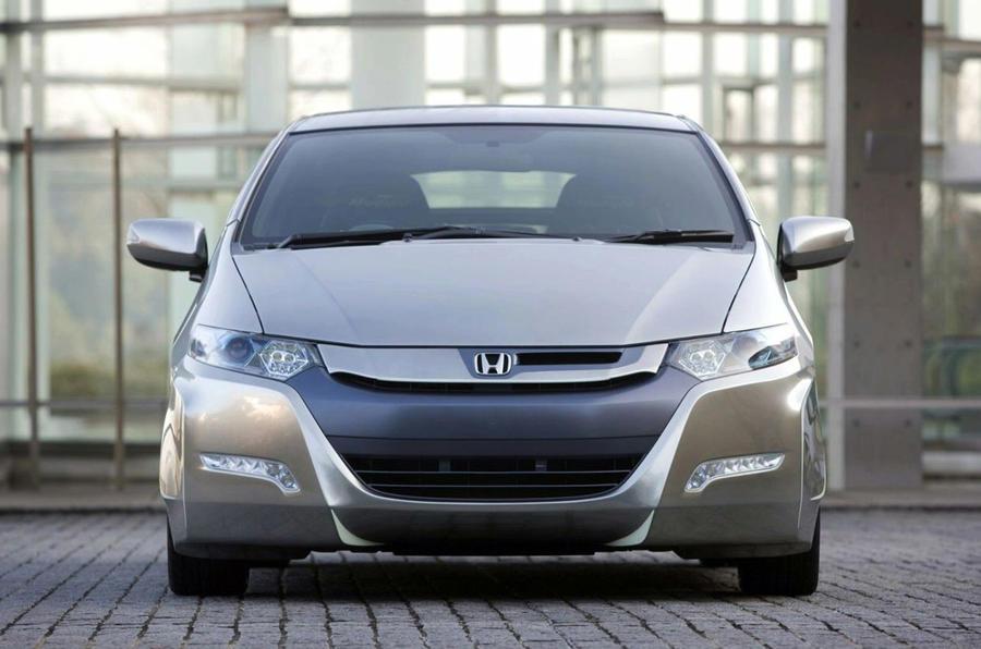 Sporty Honda Insight revealed