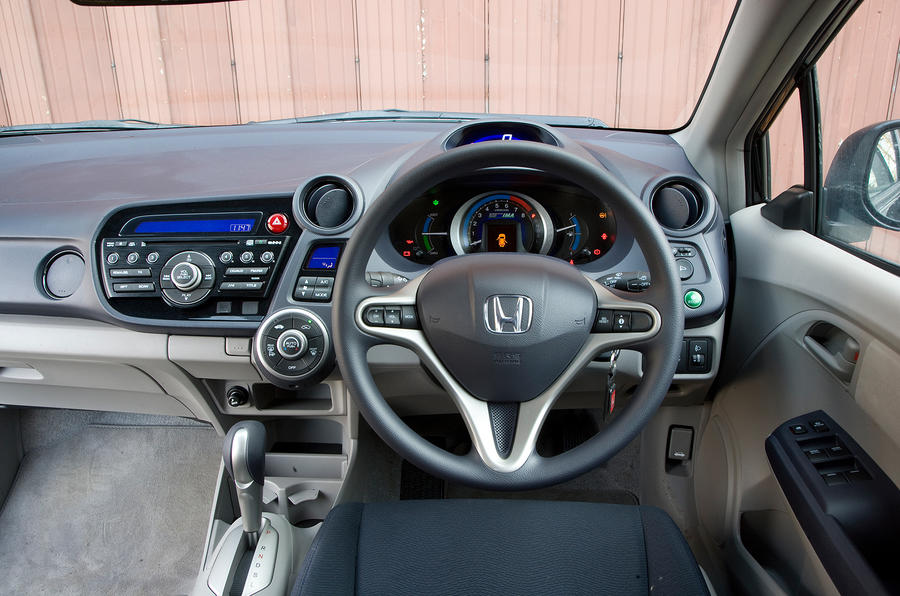 Perfect ... Honda Insight Dashboard ...