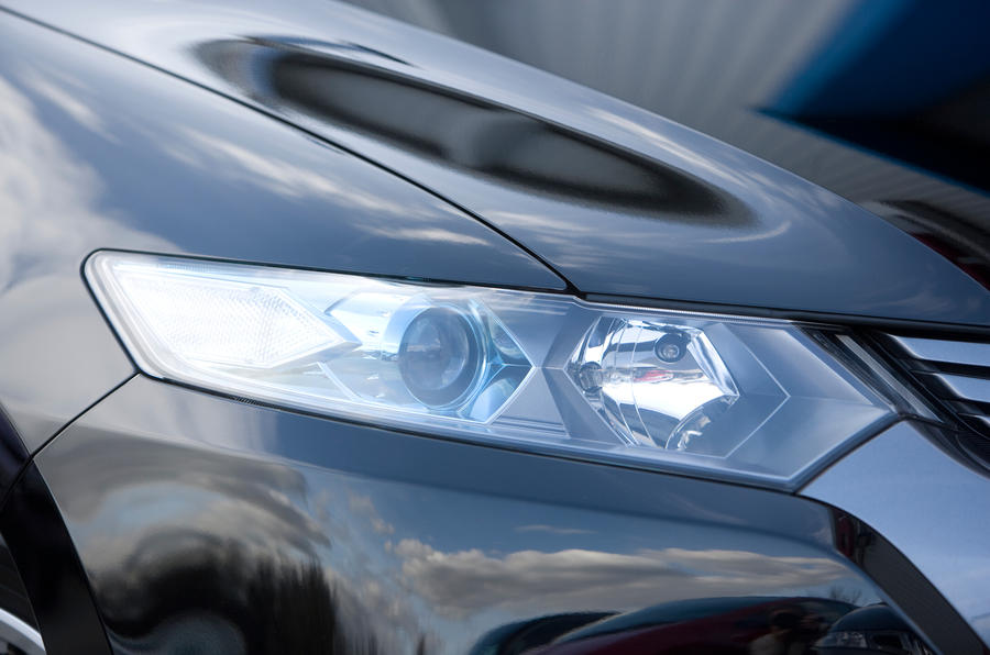Honda Insight headlight