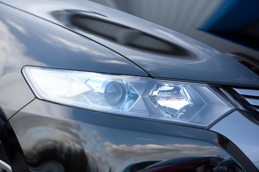Honda Insight headlight