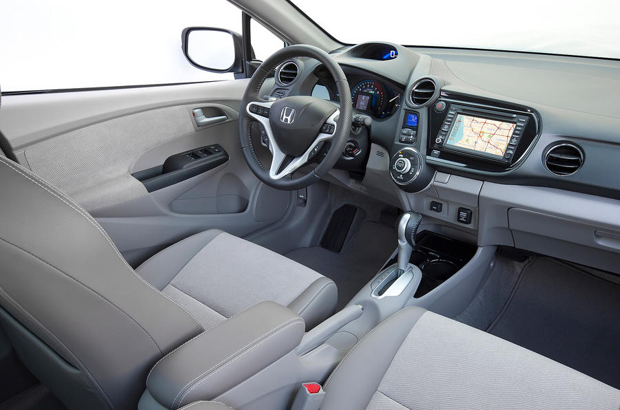 Honda Insight interior