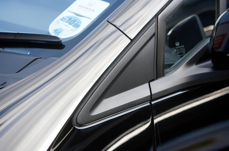 Honda Insight aerodynamics