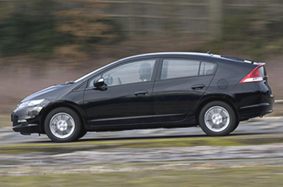 Honda improves Insight's economy
