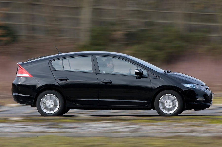 Honda Insight side profile