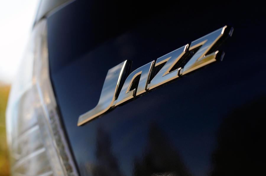 Honda Jazz badging