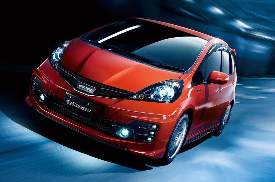 Mugen wants hot Honda Jazz
