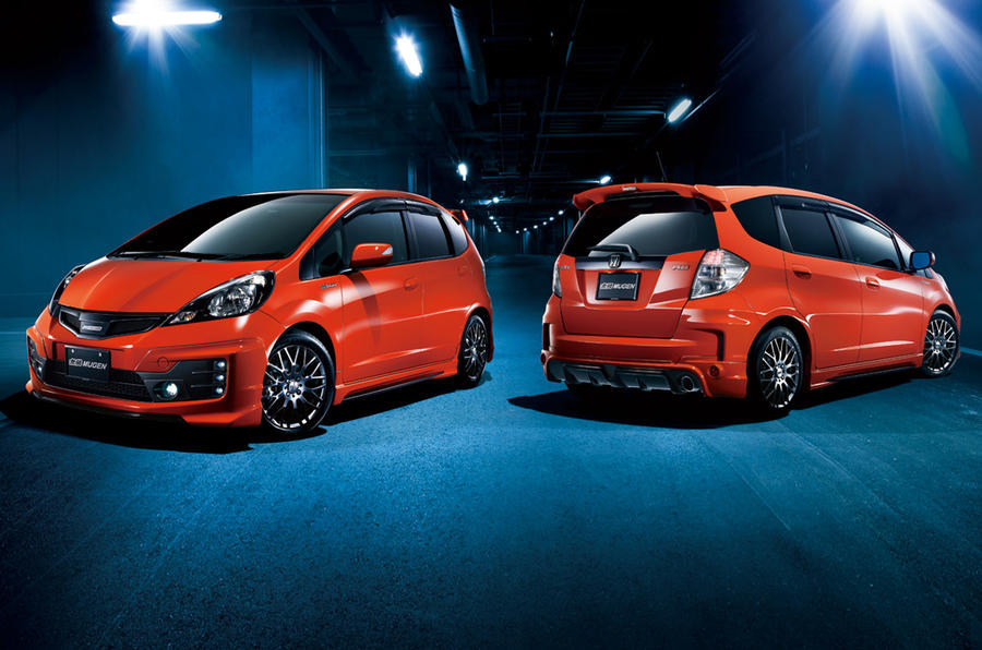Mugen Wants Hot Honda Jazz Autocar