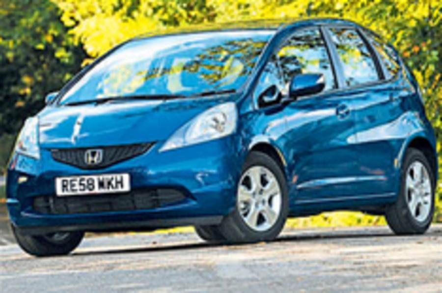 Honda Jazz gets hybrid power