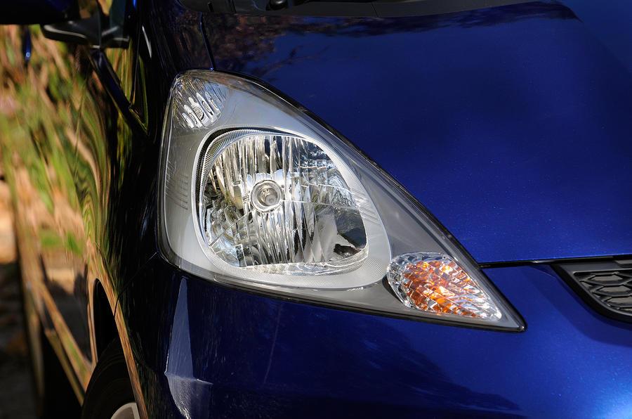 Honda Jazz headlight