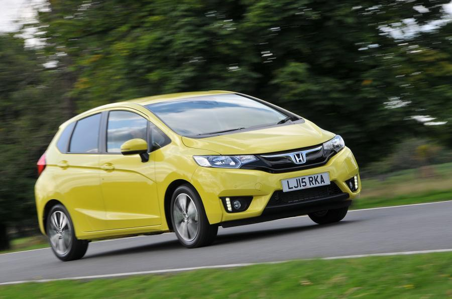 3.5 star Honda Jazz