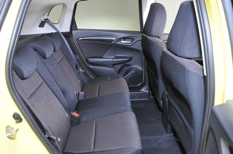 Interior Of Honda Fit >> Honda Jazz performance | Autocar